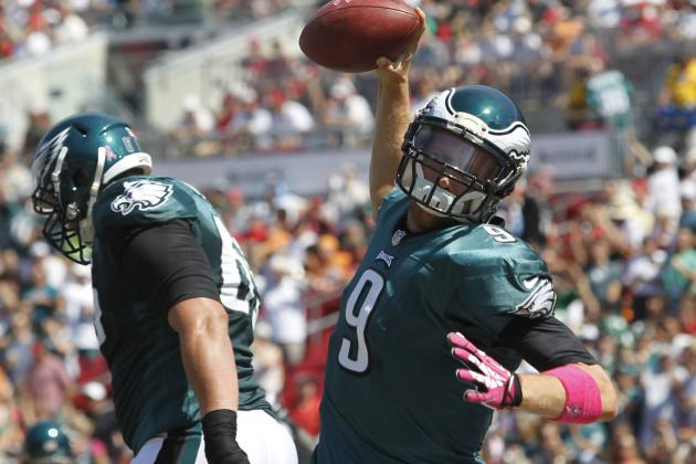 Breaking Down Nick Foles in Week 6, and Eagles' QB Situation Moving Forward