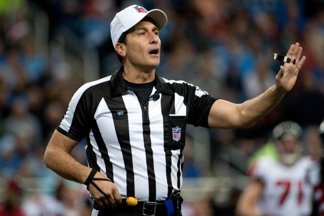 Referee Gene Steratore's 45-Second NFL Call May Have Won the Entire Season