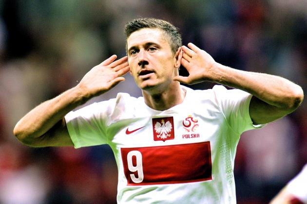 Lewandowski Comments Put United, City, Chelsea, Arsenal and Liverpool on Alert
