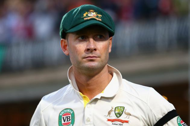 Assessing Australia If Michael Clarke's Back Injury Forced Him to Retire