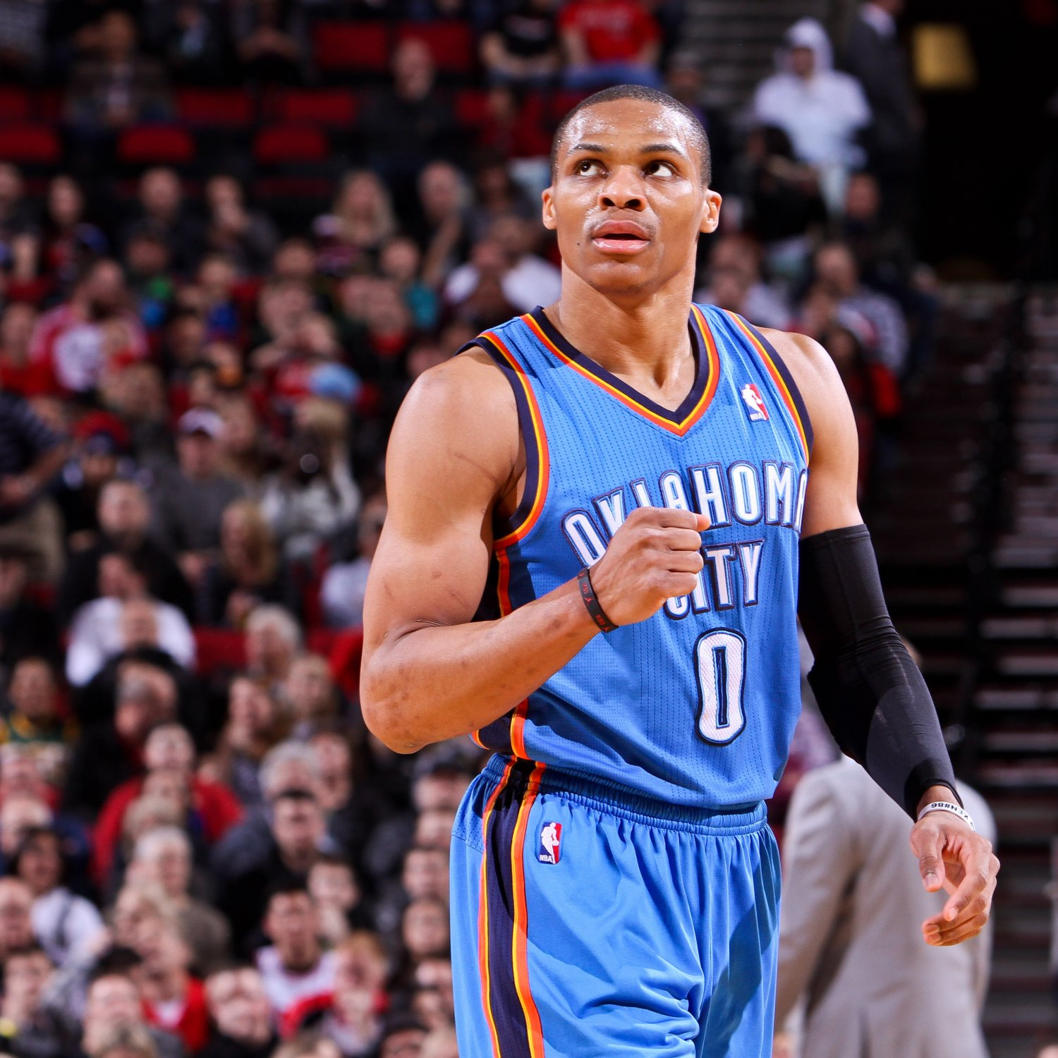 Why russell westbrook 39 s absence will validate his for Russell westbrook tattoo
