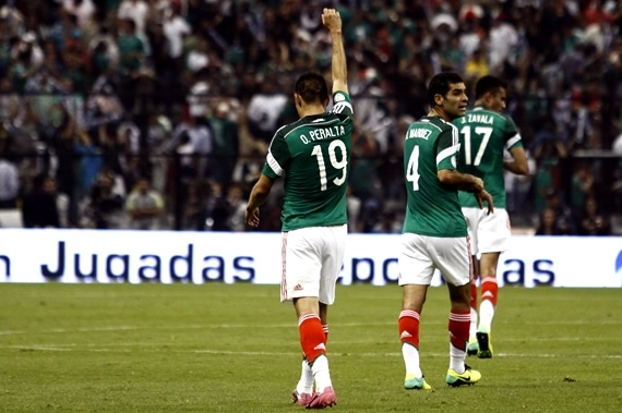 How Mexico Will Line Up Against Costa Rica
