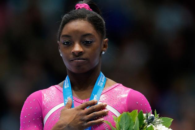 Gymnast Carlotta Ferlito Comments on Her Racist Remark After Simone Biles' Win