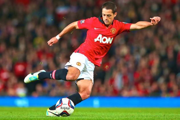 Javier Hernandez Reportedly Lined Up by Tottenham for January Transfer