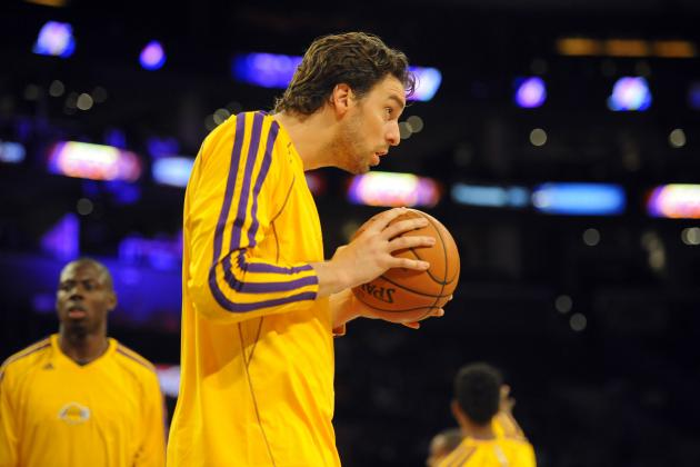 NBA Rumors: Latest on Pau Gasol, Marquis Teague and More