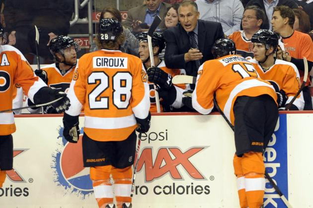 Flyers Know Their Special Teams Must Improve