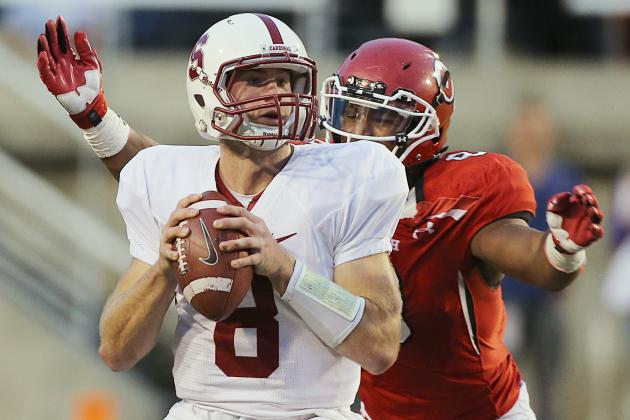 Stanford Has a Difficult Road to BCS Contention After Loss to Utah