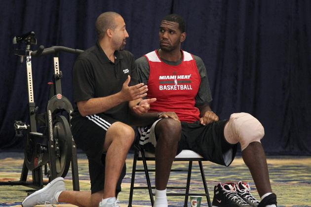 Greg Oden Makes Progress, but Miami Heat Can Help Him Stay Patient