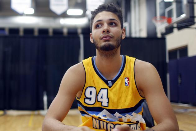 Evan Fournier's Confidence Belies His 20 Years