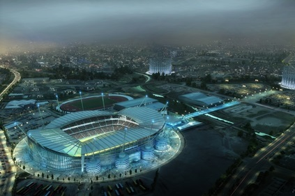 Manchester City Set to Increase Capacity of Etihad Stadium
