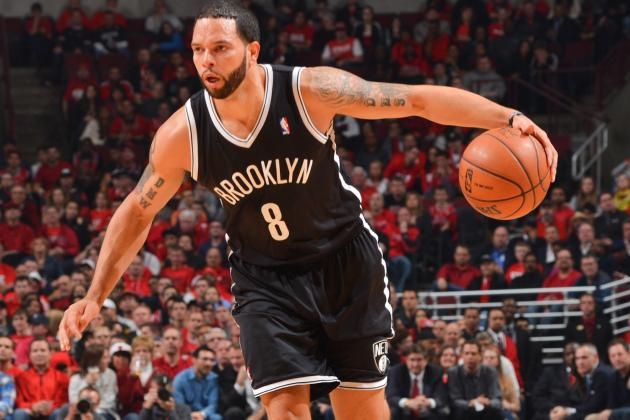Will Deron Williams' Ankle Strain Brooklyn Nets' Title Chances?
