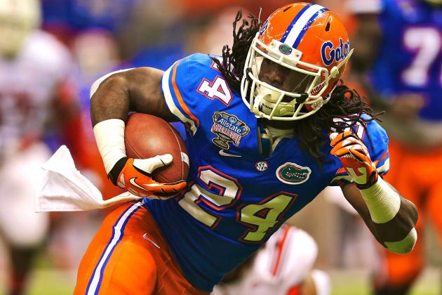 Florida Football: Gators' RB Matt Jones out for Season