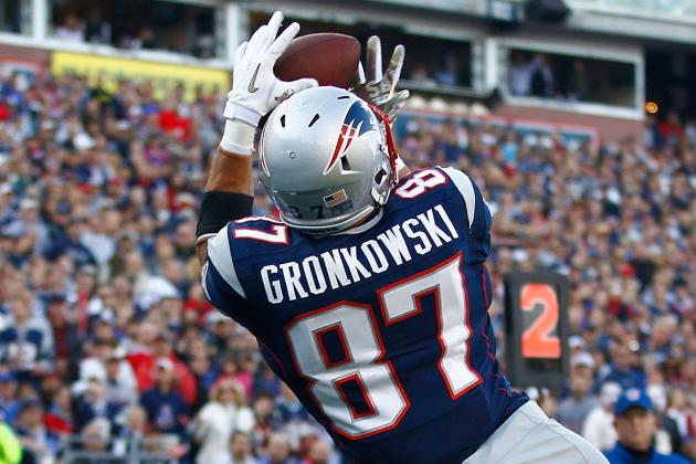 Caution Is in Play with Rob Gronkowski, as Are Future Earnings