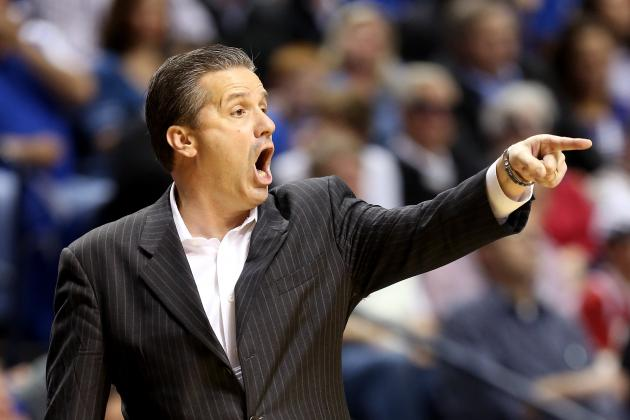 Kentucky Named CBS Sports' Preseason No. 1