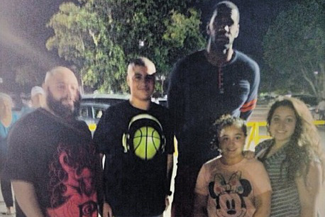 Sad Greg Oden Went to a Miami Haunted House Alone This Weekend [PHOTOS]