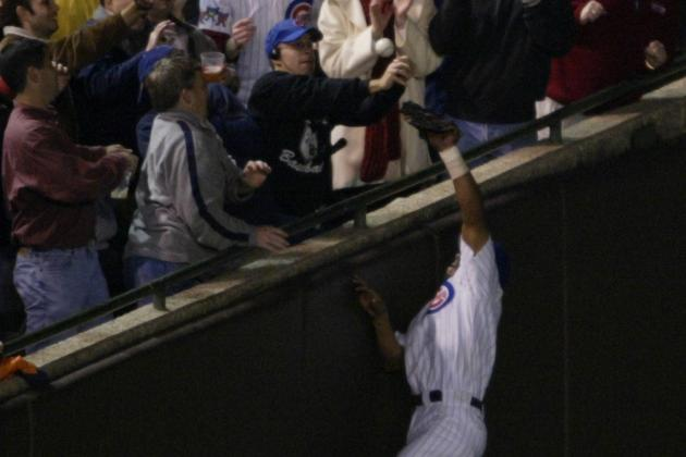 Steve Bartman's Disastrous Interference with a Foul Ball Took Place 10 Years Ago