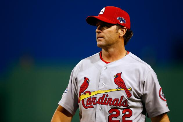 Matheny: 'We Have a Sense of Urgency, All the Time'