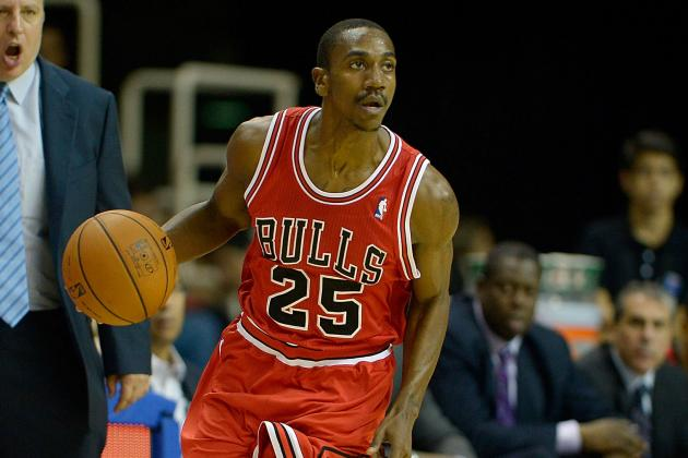 Report: Wolves Interested in Trading for Bulls' Teague