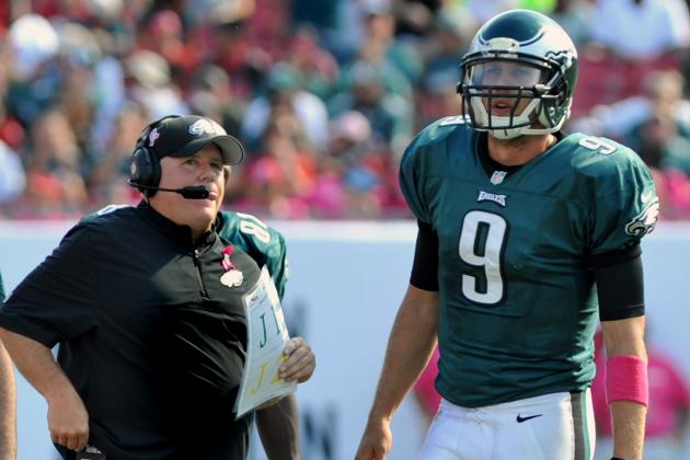 Odds and Ends from Eagles' Kelly