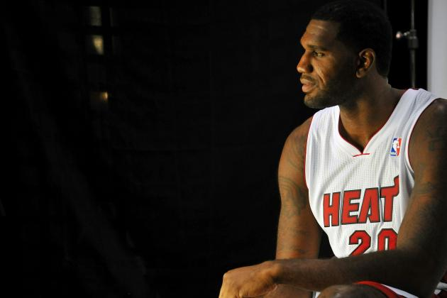 Early Return by Greg Oden Should Scare Everyone but Miami Heat