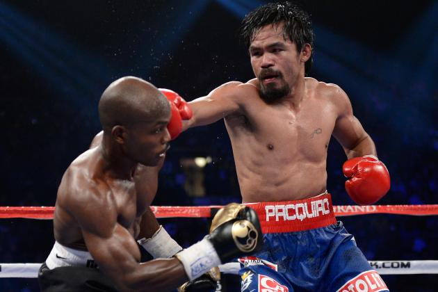 Bradley vs. Marquez: Rematch with Manny Pacquiao Must Be Next for Desert Storm