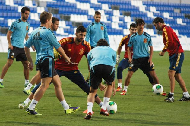How Spain Are Intent on Producing the Players to Replace World Cup Winners