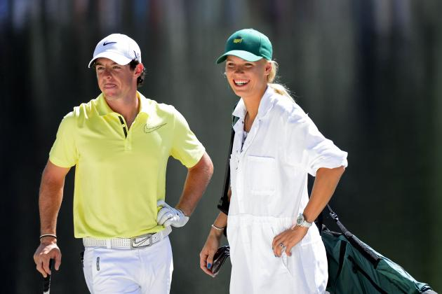 Caroline Wozniacki Should Use Humor to Defuse Rory McIlroy Breakup Talk