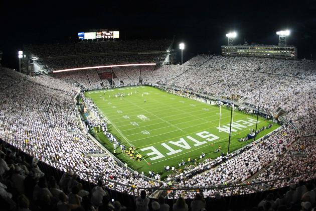 Penn State's Win over Michigan a Cinderella Story for Recruiting
