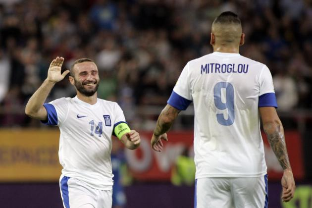 Greece vs. Liechtenstein: Date, Time, Live Stream, TV Info and Preview