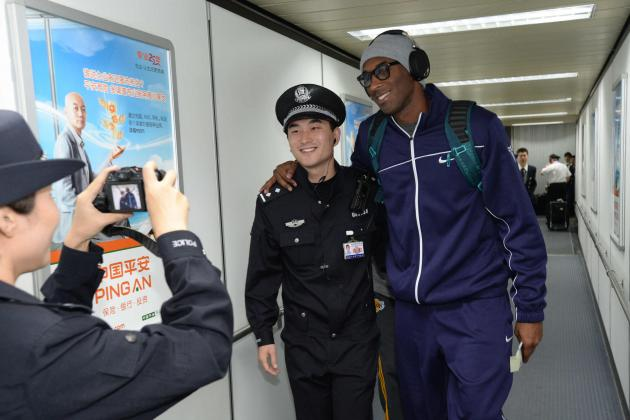 Kobe Bryant Speaks out on Why Chinese Fans Worship Him as a Hero