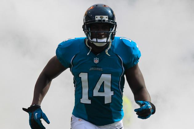 Justin Blackmon's Updated Fantasy Outlook After Monster Week 6