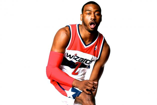 Entering Year Four, John Wall Determined to Deliver Wizards to Playoffs