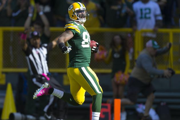 James Jones Injury: How WR's Absence Impacts Rest of Packers Offense
