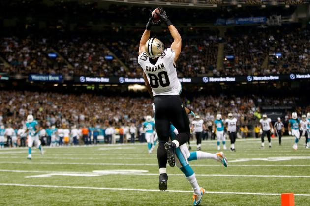 Jimmy Graham Injury: Latest News and Fantasy Outlook for Saints Starting TE