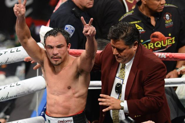 Juan Manuel Marquez's Possible Retirement Should Depend on Offers for Next Fight