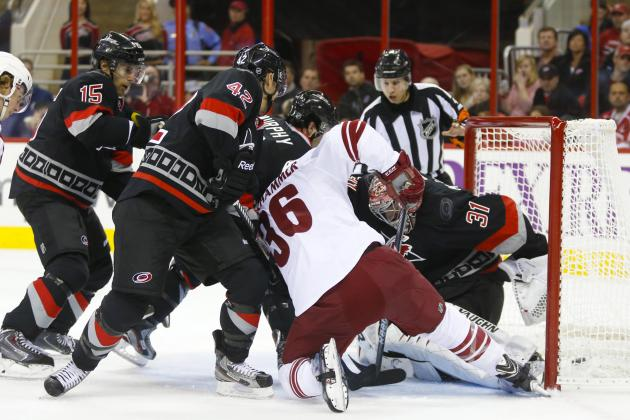 Carolina Hurricanes Continue to Struggle in Close Games