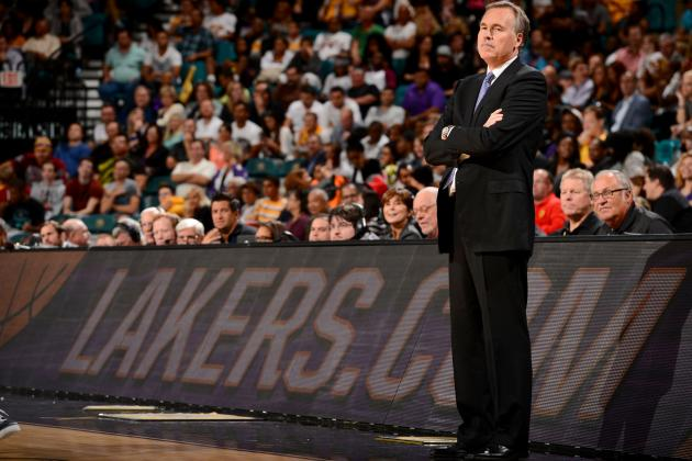 Why Lakers Roster Will Dictate Mike D'Antoni's Future in LA