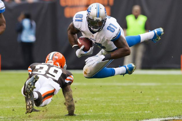 Predicting Calvin Johnson's Fantasy Stats vs. Benglas in Week 7