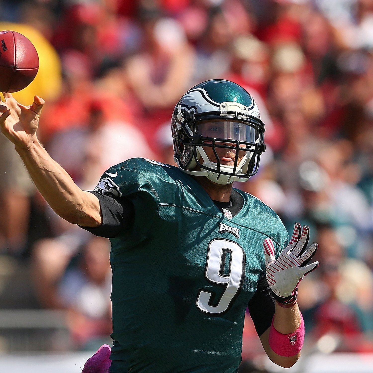 Should Philadelphia Eagles Make Nick Foles The Permanent