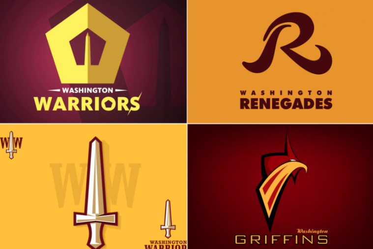 Winner, Honorable Mentions Named in Redskins Logo and Name Design Contest