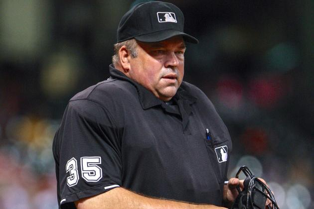 MLB Umpire Wally Bell Passes Away at the Age of 48