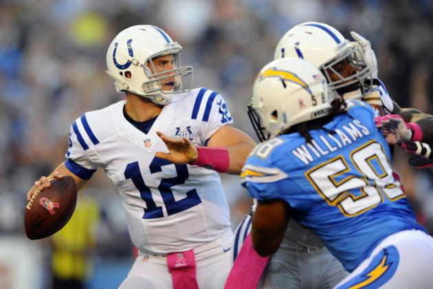 Colts vs. Chargers: Live Grades and Analysis for Indianapolis