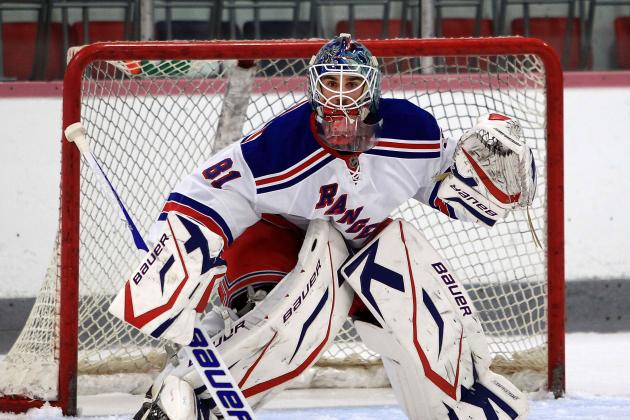 What Are New York Rangers' Best Options to Replace Martin Biron, Arron Asham?