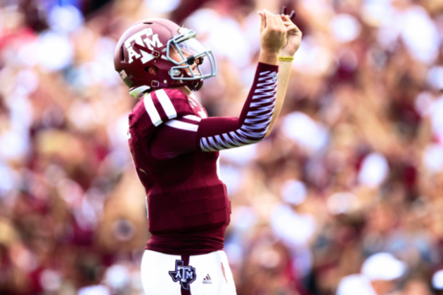 It's Time to Appreciate Johnny Manziel's Impact on College Football