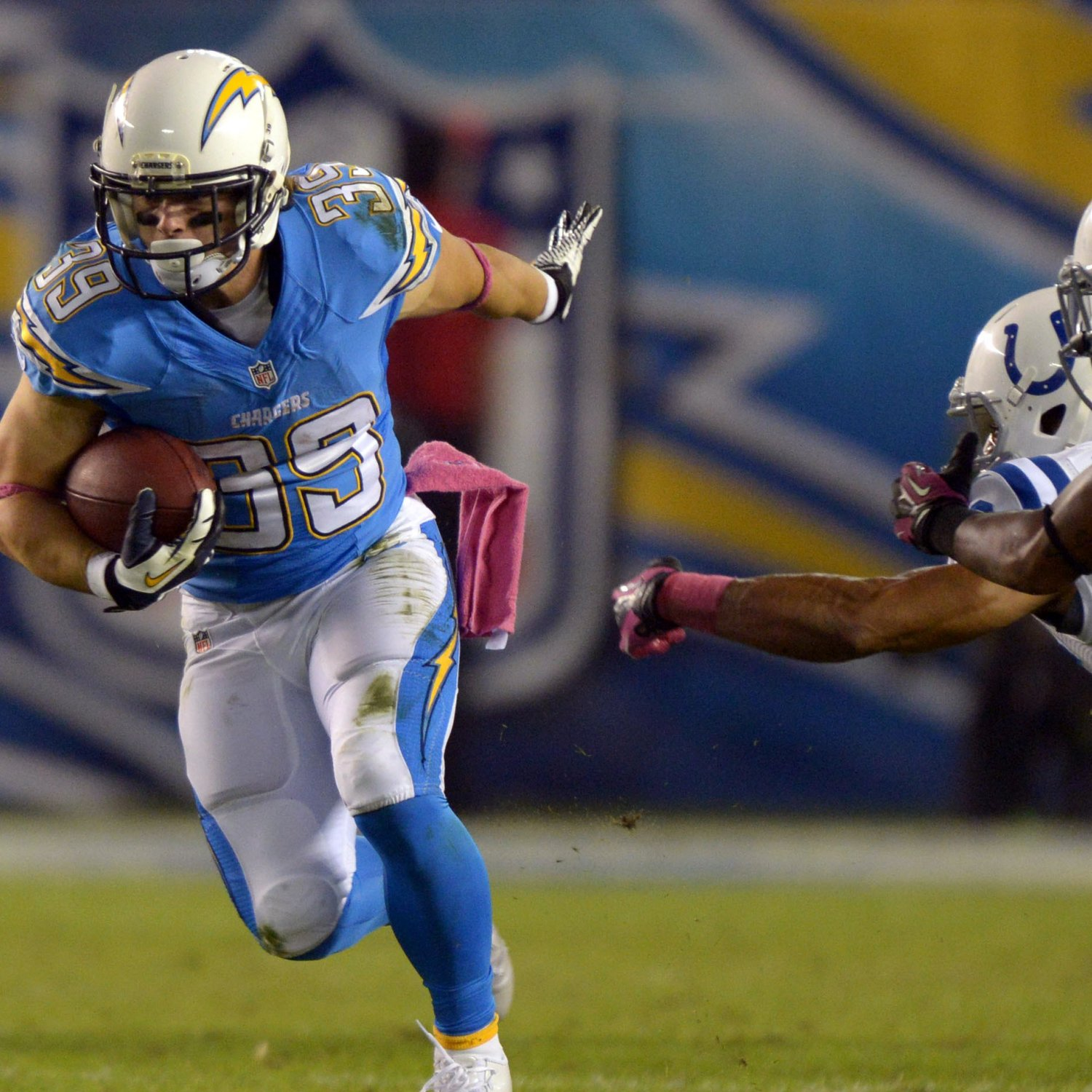 San Diego Chargers Danny Woodhead: Danny Woodhead's Instant Fantasy Reaction After Week 6