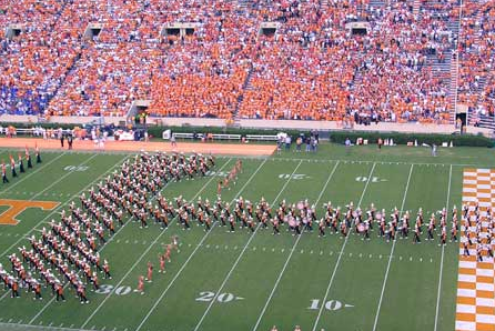 Tennessee Relieves Band Director of Duties