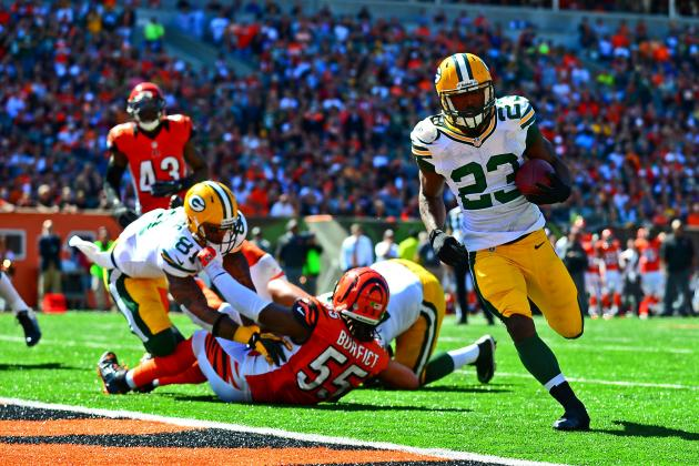 Why Green Bay Packers Don't Need to Worry About Red-Zone Efficiency
