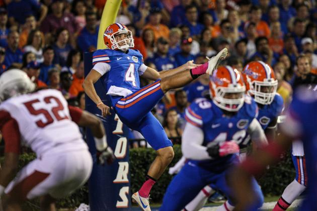 Florida Football: Special Teams Drama Holding Gators Back