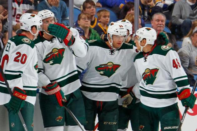 Minnesota Wild Victorious in Jason Pominville's Return to Buffalo
