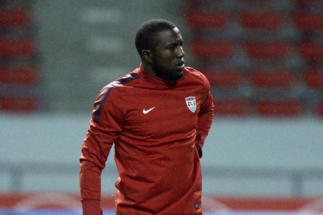 Hot Encounter Awaits U.S. in Panama by Jozy Altidore